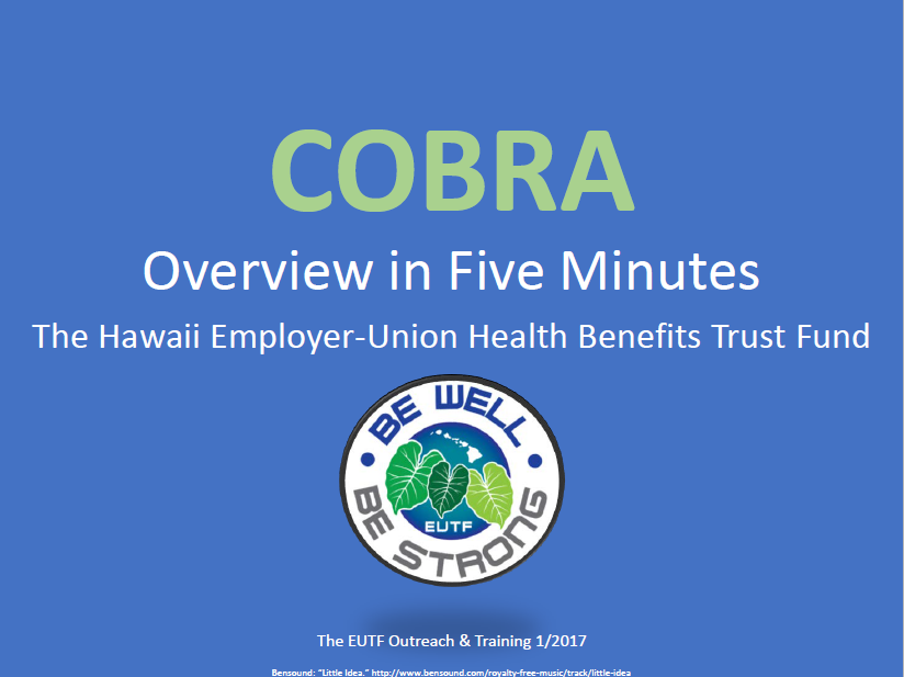 Cobra Overview