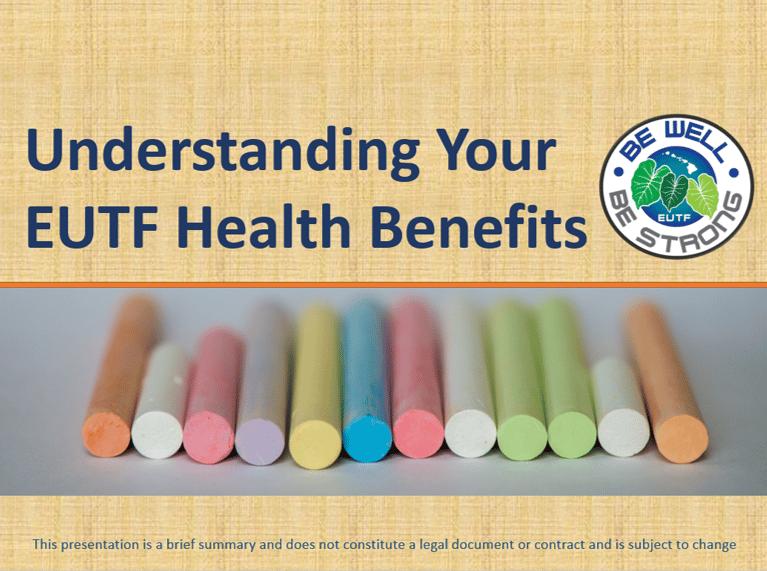 2019 HSTA Understanding Benefits