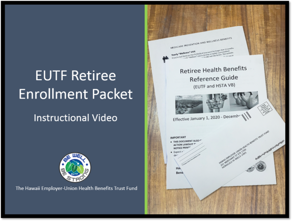 Retiree Enrollment Packet Video_thumbnail