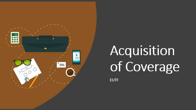 Acquisition of Coverage
