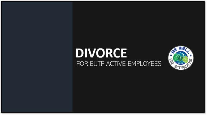 Divorce - Active