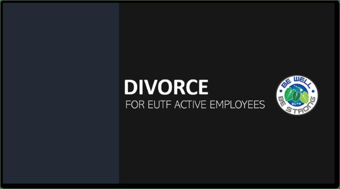 Divorce - Active